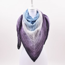 Timeless shawl - Twister Patterns
