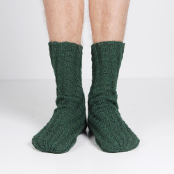 Twisted Tube Socks  Patterns