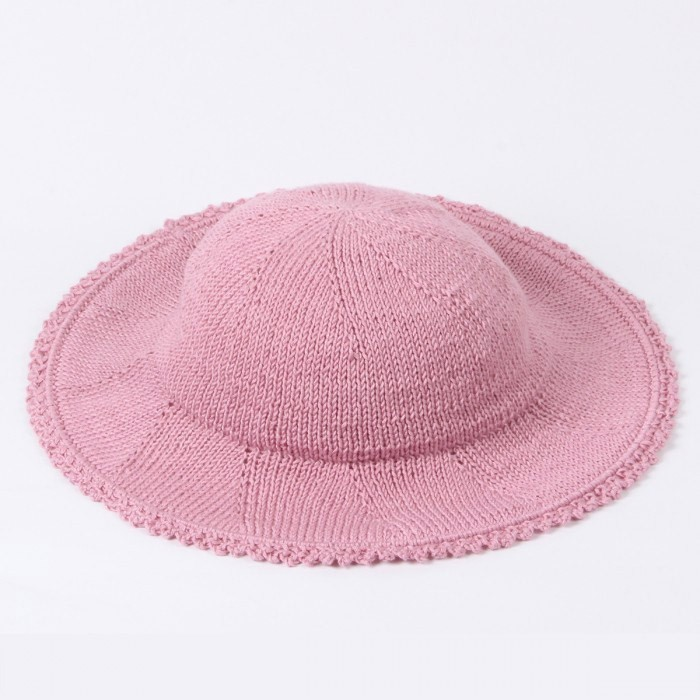 Summer Hat - Child Patterns Hobbii
