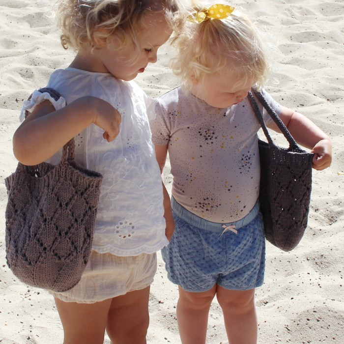 Small Sunrise Beach Bag Patterns