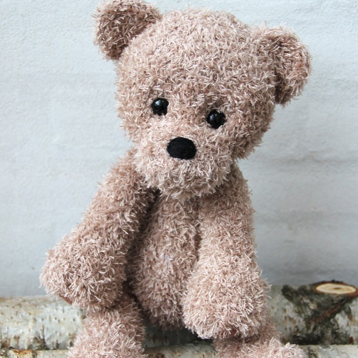 Teddy Friends Anleitungen Go Handmade