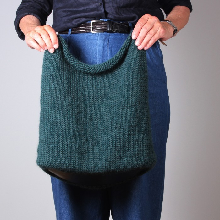 Felted Bag (Solid Base) Patterns