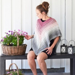 Timeless Poncho - Twister Patterns
