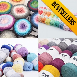 Yarn, Patterns and Accessories - Hobbii com