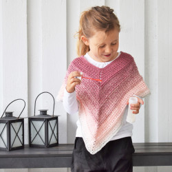 Timeless Child Poncho - Twister Patterns