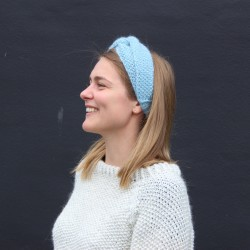 Seed Stitch Headband Patterns