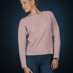 1545 - Rosa Pulli Anleitungen Mayflower