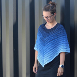 Summer Poncho - Adult Patterns