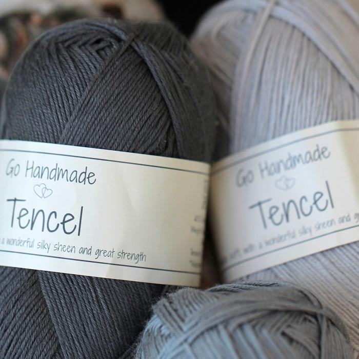 Tencel Bamboo | Yarn | Go Handmade - Hobbii.com
