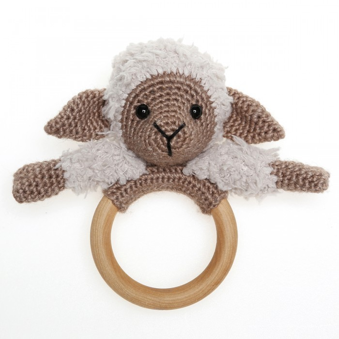 Chanel with blanket & ring Patronen Go Handmade
