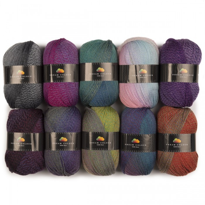 Colour Bag - Dream Colour Yarn Hobbii