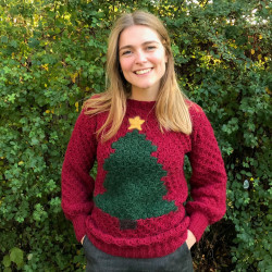 Johanna Christmas Sweater Patterns