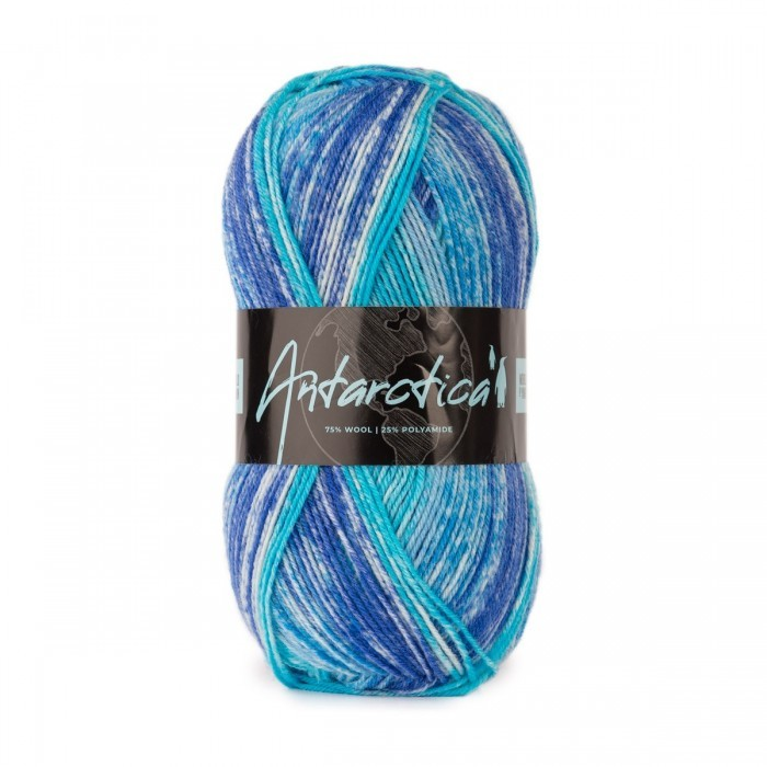 Strumpfgarn / Sockenwolle Antarctica Garn & Wolle World of Yarn