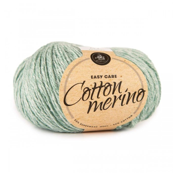Cotton Merino Yarn Mayflower