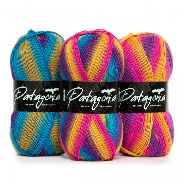 Patagonia Sock Yarn Yarn World of Yarn