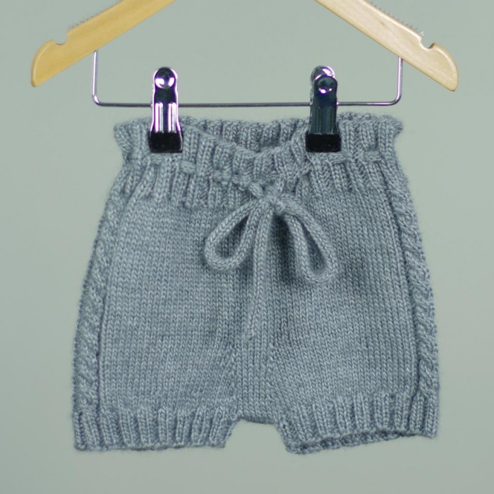 Slipover, Jacket & Bloomers – Pattern Kit (Knitting) Payed Recipes Go Handmade