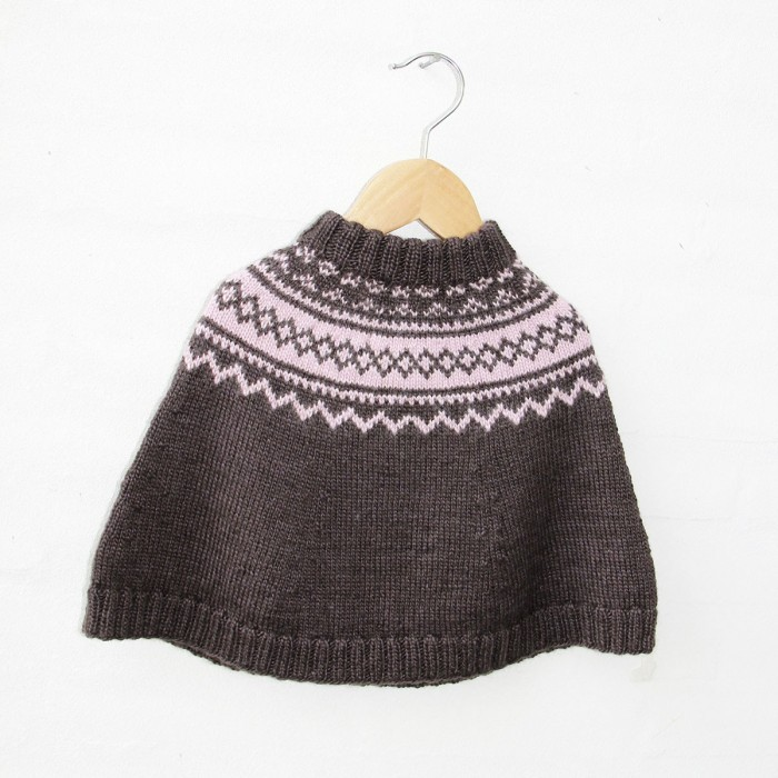 Vintage Classic - Poncho Opskrifter Go Handmade