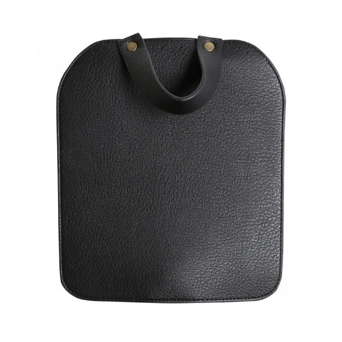 magnetisk knapp väska