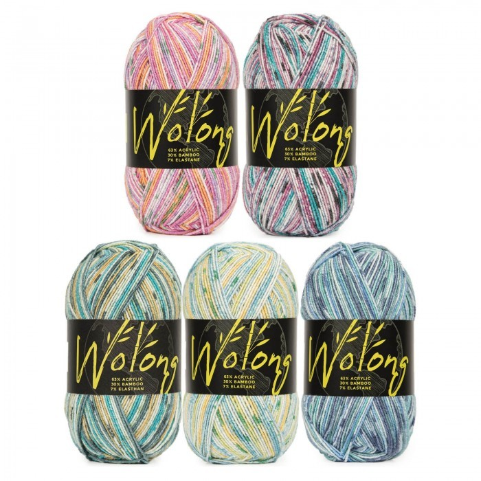 Wolong Color Bag Fils World of Yarn