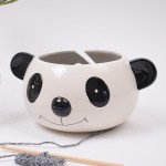 Yarn Bowl – Paula the Panda Accessories Hobbii