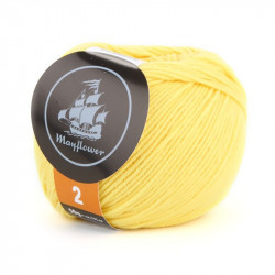 Cotton 2 Yarn Mayflower
