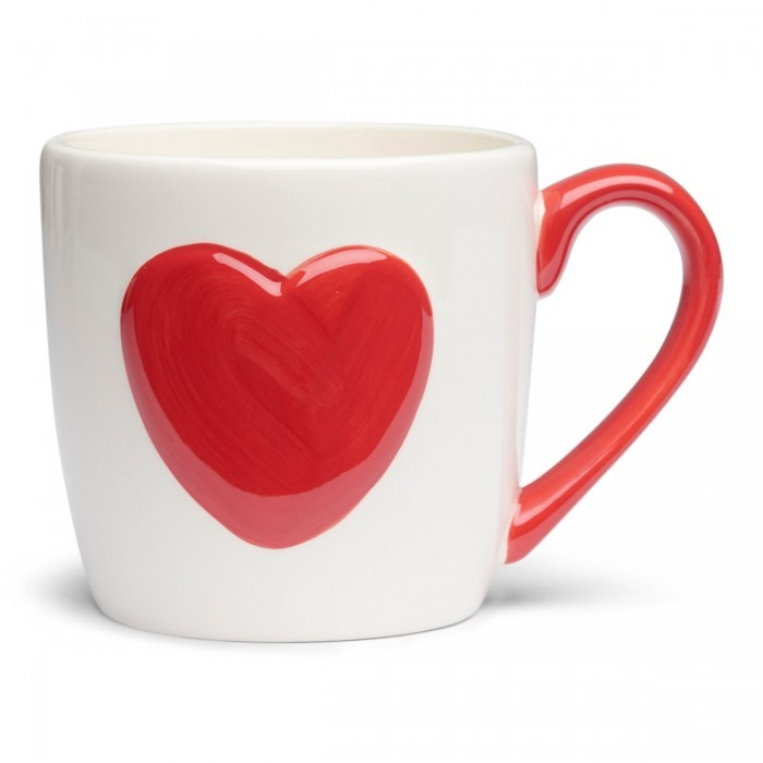 Cup with Heart Miscellaneous Hobbii