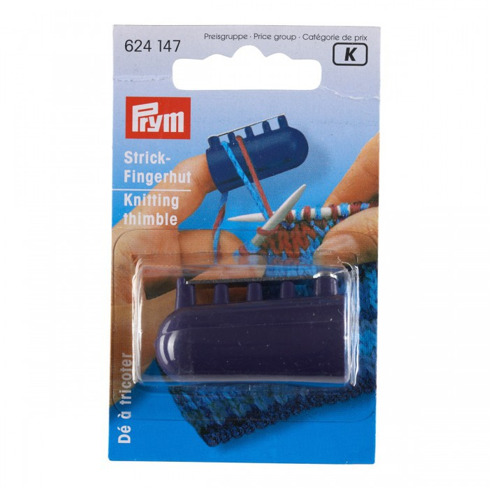Knitting thimble Accessories Prym
