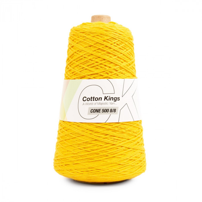 Cone 500 8/8 Garn & Wolle Cotton Kings