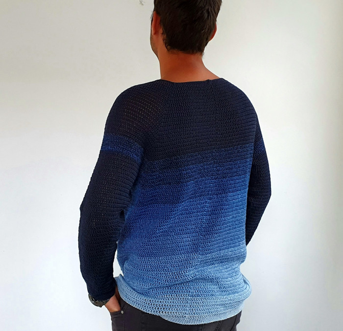 Ocean Sweater Patterns