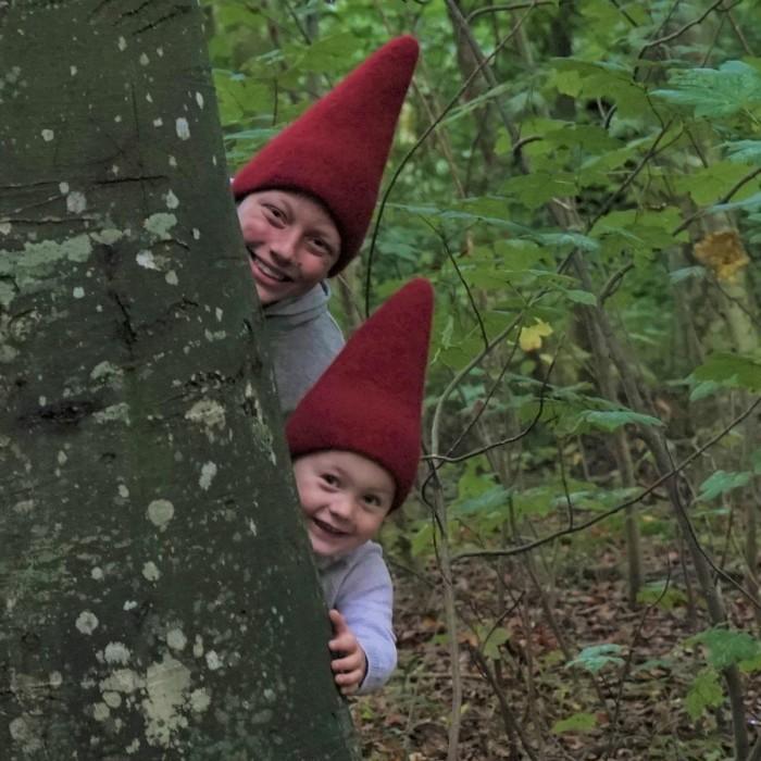Puk Felted Gnome Hat Patterns Hobbii Com