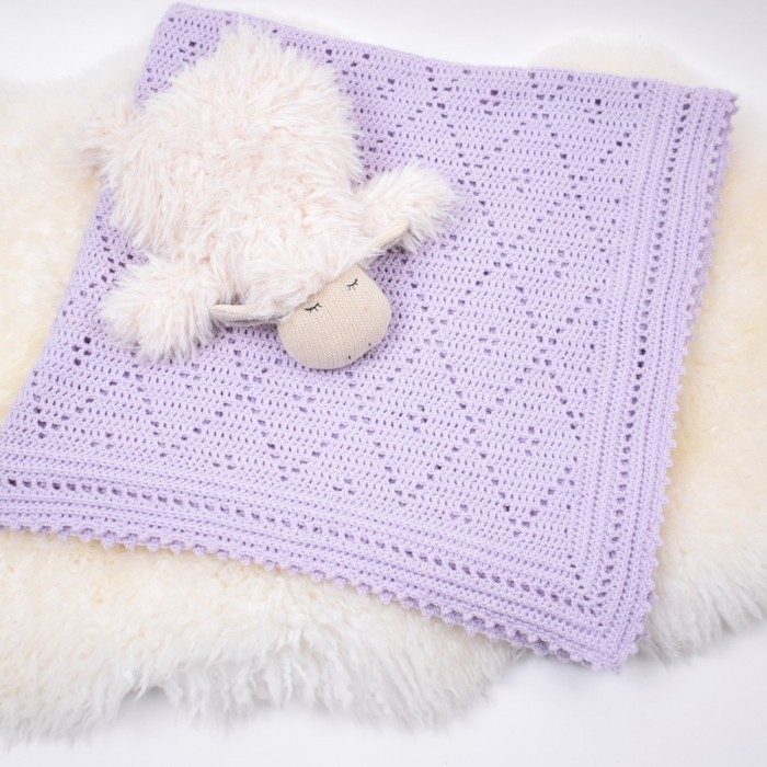 Lux - Baby Blanket Patterns
