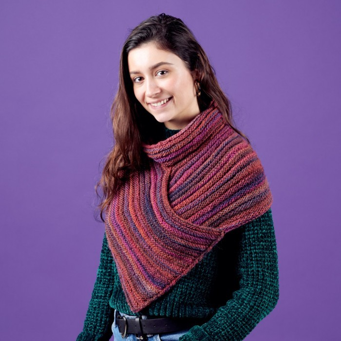 Gloria - Neck warmer Patterns