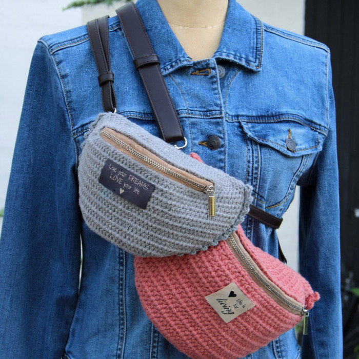 Crossbody/Belt Bag Mönster
