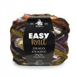 EK3 – Lös damtröja i Mayflower Easy Knit | Mönster