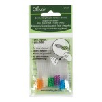 Coil Knitting Needle Holders - Small - 3 pcs. Accessories Clover