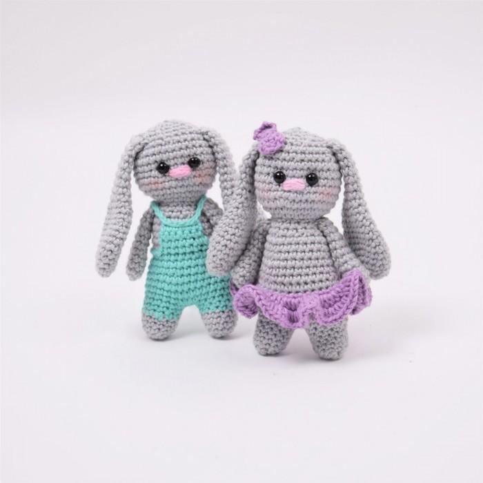 Baby Bunnies Mini | Opskrifter | Hobbii.dk