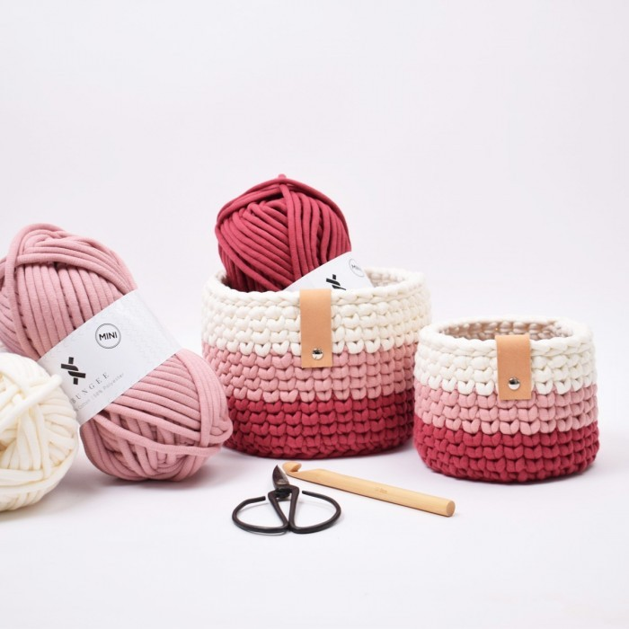 Bungee Basket - Mix Patterns