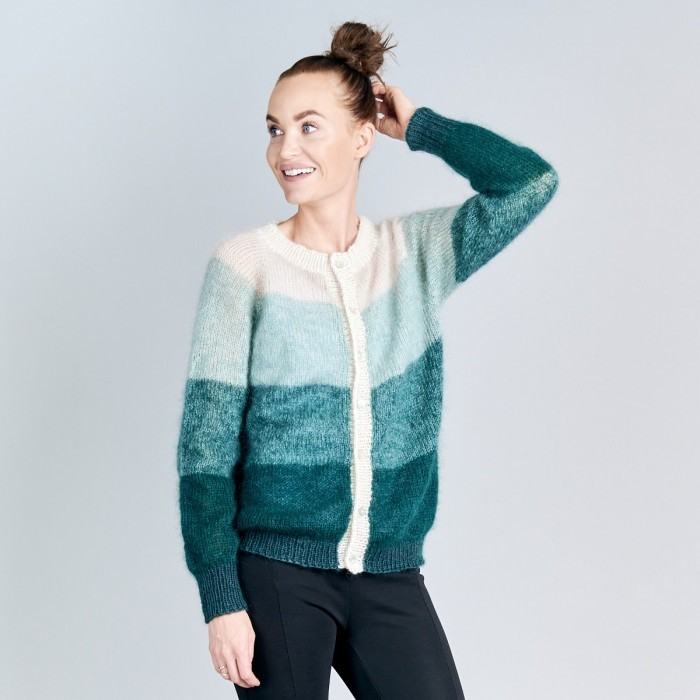 Fade Cardigan Patterns