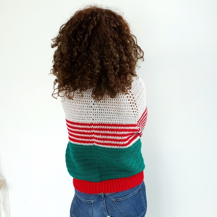 Santa's Helper Sweater Patterns