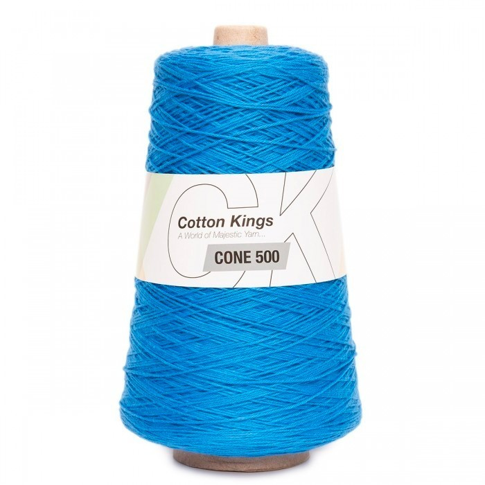 Cone 500 8/4 Garn & Wolle Cotton Kings