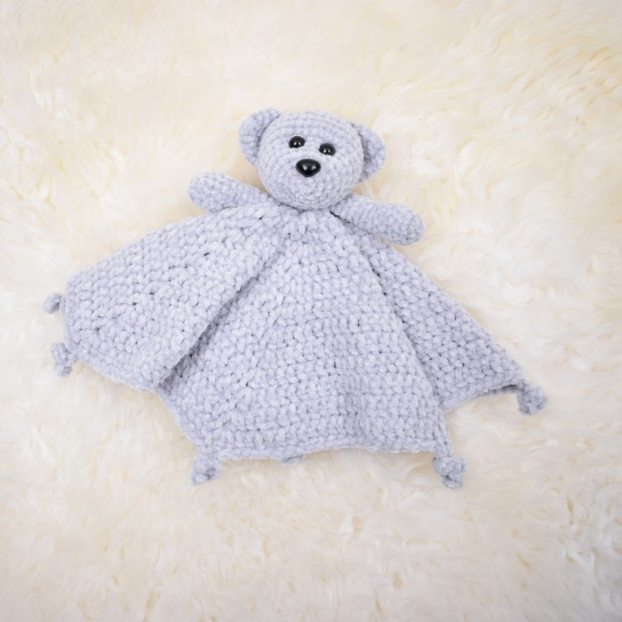 50 Free Crochet Teddy Bear Patterns ⋆ DIY Crafts | 700x700