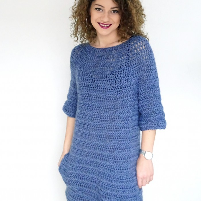 Delighted Sweater-Dress Patterns