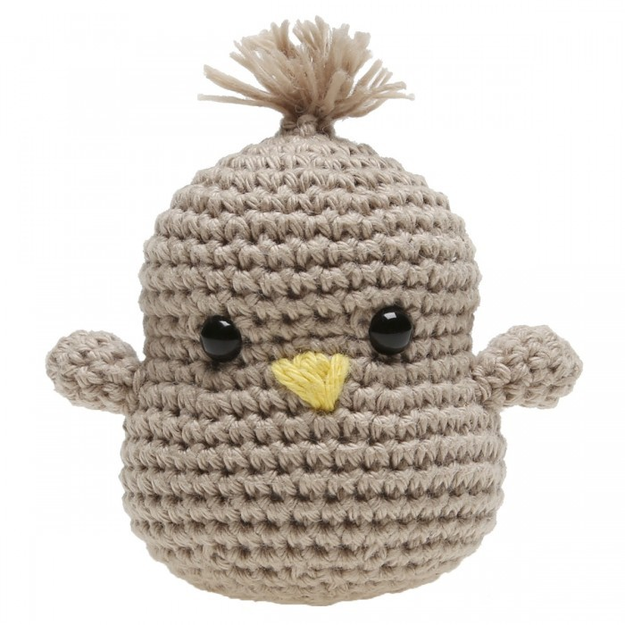 Pattern Pack (Crochet) – Bird, Heart & Ball Accessories Go Handmade