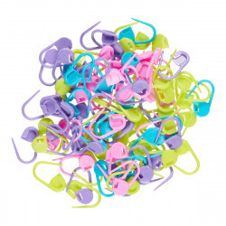 Stitch Markers - 100 pcs. Accessories Hobbii