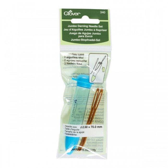 Darning Needles - 2 pcs Accessories Clover