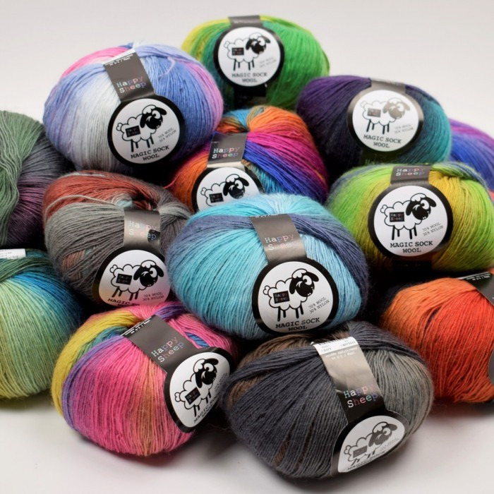 Magic Sock Wool Filati Happy Sheep