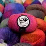 Magic Sock Wool Garn Happy Sheep