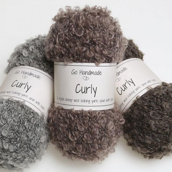 Curly Amigurumi Hair Tutorial | Muñeca amigurumi, Ganchillo ... | 700x700