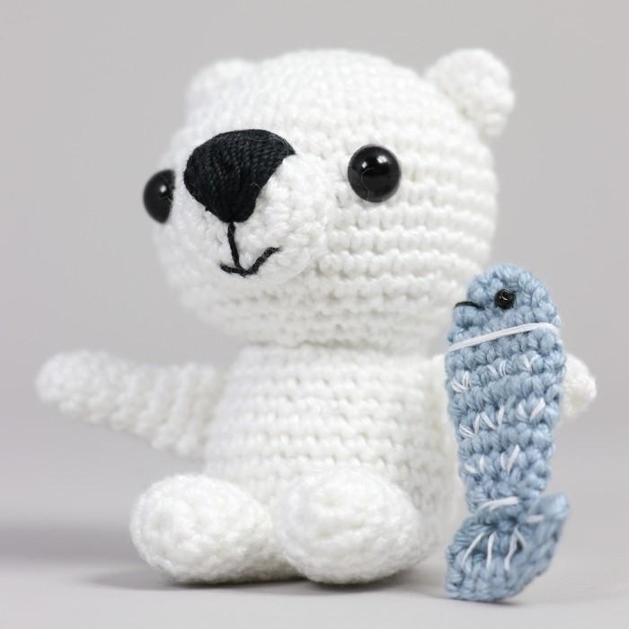 Crochet Your Own Mini Bear Part 2 Head and Body | Sharon ojala ... | 700x700