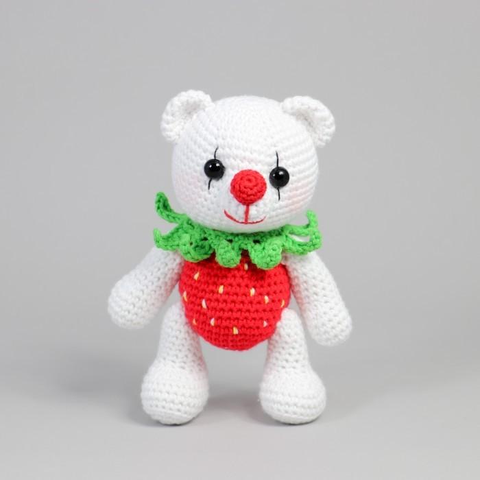 Bear Lollipop Amigurumi pattern by Berrysprite | 700x700